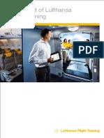 Lufthansa Training Brochure