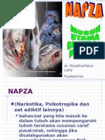Ppt Napza Smp 11 2016