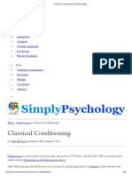 Classical Conditioning _ Simply Psychology