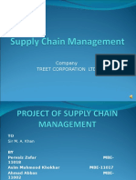 Drivers of Supply Chain Management