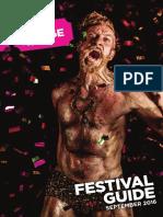 Sydney Fringe 2016 Guide