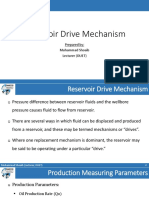 Drive Mechanism - Extended