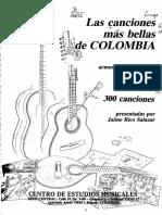 Las canciones mas bellas de colombia Indice.pdf