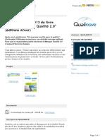Pressking - Sortie le 30 mai 2013 du livre %22Devenez Manager Qualit%C3%A9 2.0%22 %28%C3%A9ditions Afnor%29