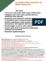 Monitoraggio Ambient Ale ARA Piemonte(2006) + Inceneritore Gerbido