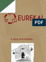 Eureka Opening Speech