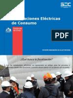 Analisis Normativo.instalaciones Eléctricas de Consumo