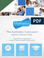 mathletics curriculum