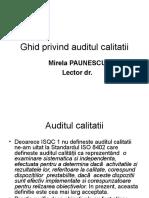 ISA 220 Ghid_Mirela Păunescu