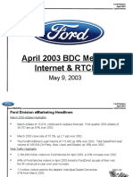 Ford Sales Review Final Format
