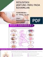 PPT Natasha RJP Pada Kehamilan