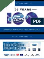 Ford IMBO Dealer Meeting - California