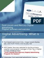 2008 Digital Advertising Dealer Summit