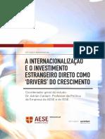 A internacionalizacao e o IDE como Drivers do Crescimento.pdf