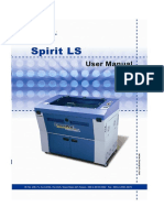 Spirit Ls User Manual