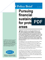 PA Financing Policy Brief