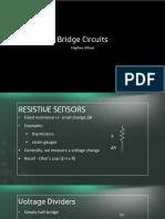 Wheatstone Bridges
