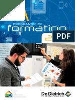 Brochure Formation 2016