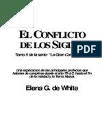 El conflicto de los siglos Adventista.pdf