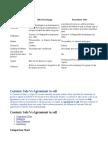 Bill of Exchange Promissory Note