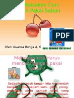 267651129 Ppt Penyuluhan Cuci Tanganb