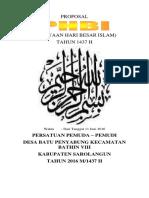 Panitia Hari Besar Islam Batu Penyabung