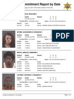 Peoria County Jail Booking Sheet for Aug. 2, 2016