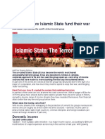 How ISIS Makes Money