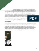 El Prostentantismo y El Anglicanismo.