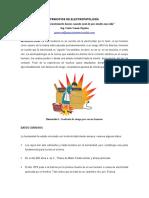 Principios de Electropatologia