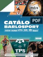 Catalogo Barlo2015