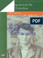Jean Greisch - Wittgenstein-da Din Felsefesi