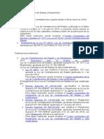 Ley de Contrataciones Del Estado Publicacion