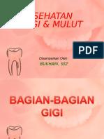 Materi Kesehatan Gigi Dan Mulut