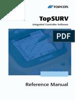 TopSURV Reference Manual V7
