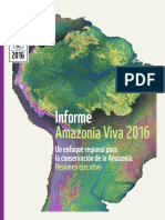 Spanish Executive Summary Wwf Living Amazon Report 2016 13june16