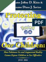 Pokemon Go and Ar Games Full Report