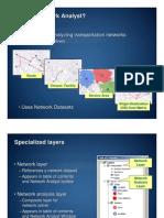 2007-09 ArcGIS Network Analyst