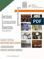 Cedice Libertad - Informe-trimestral-nro-07 - Año 2016