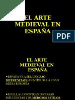 Arte Medieval en España
