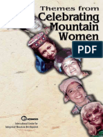 Celebrating Mountain Women