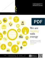 Think Newsletter Special Edition - Energy