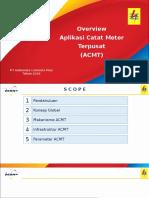 ACMT - Materi Materi Overview