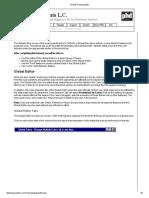 PHDWin Global Editor