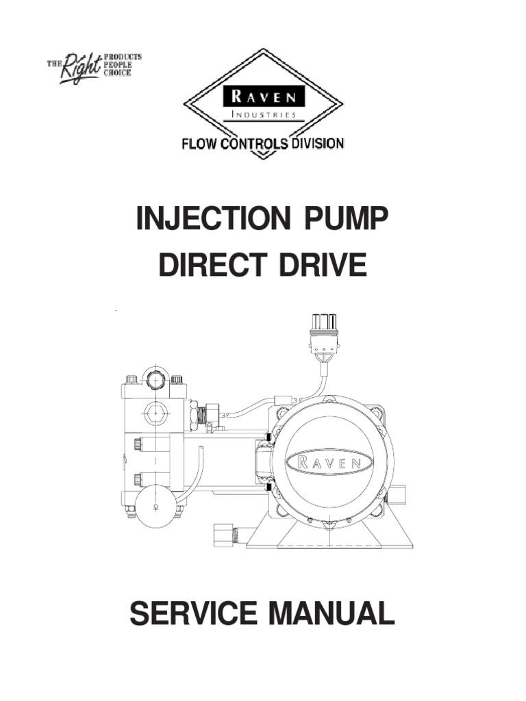 016 0159 929 Rev B Sidekick Direct Injection Injection Pump Raven 440 Wiring -Diagram Raven Sidekick Injection Pump Wiring Diagram
