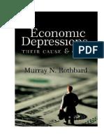 economia depressao