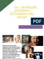 1-Definicion y Taxonomia