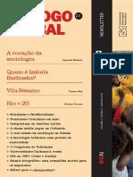 ISA - Revista de Sociologia