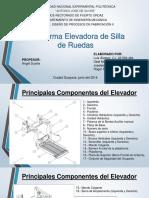 Plataforma Elevadora de Silla de Ruedas – Base Presentacion