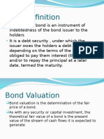 bond valuation NTHMC.ppt